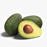 3d Avocados