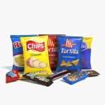 3d Snacks