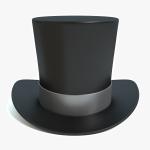 3d Top Hat